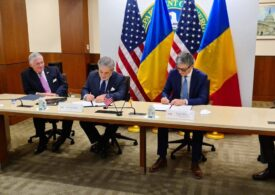 SUA și România au semnat un acord istoric pentru construirea reactoarelor de la Cernavodă