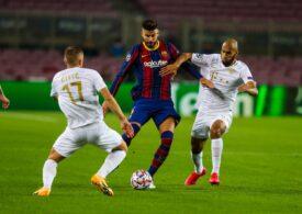Rezultatele înregistrate în Liga Campionilor: Ploaie de goluri pe Camp Nou din Barcelona