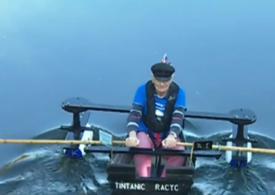 Un nou Captain Tom Moore: Are 80 de ani și vrea să vâslească 160 de kilometri într-o barcă de tablă ca să strângă bani pentru un scop nobil