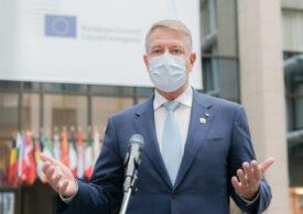 Iohannis: E necesară o soluţie pentru punerea la dispoziţia statelor UE a vaccinurilor, imediat ce vor fi disponibile