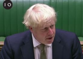 Boris Johnson anunţă un sistem de restricţii cu trei niveluri de alertă pentru Anglia