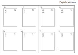 Cum vor arăta buletinele de vot de la alegerile parlamentare (Foto)