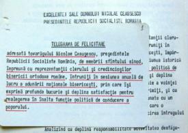Mădălin Hodor: Cum explică patriarhul Daniel mesajul BOR din 19 decembrie 1989, la o zi după masacrul de la Timișoara? Cum de BOR îl felicita pe cel care încerca să înăbușe revoluția?