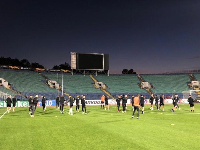 Echipa probabilă a lui CFR Cluj pentru meciul din această seară din Europa League