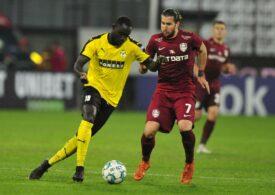 CFR Cluj câștigă la Sofia în grupele Europa League