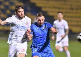 Liga 1: FCSB câștigă pe final