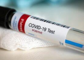 Nou record de infectări cu Covid - 12.590. Creștere mare și la bolnavii în stare gravă aflați la ATI