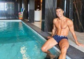 Cum a reacționat Cristiano Ronaldo după ce a fost acuzat de încălcarea regulilor privind combaterea coronavirusului