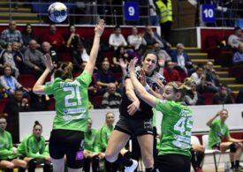 Rezultatele înregistrate miercuri în prima etapă a Ligii Naţionale de handbal feminin: Victorie la scor pentru CSM București