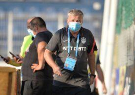 Conducerea lui CFR Cluj clarifică situația lui Dan Petrescu