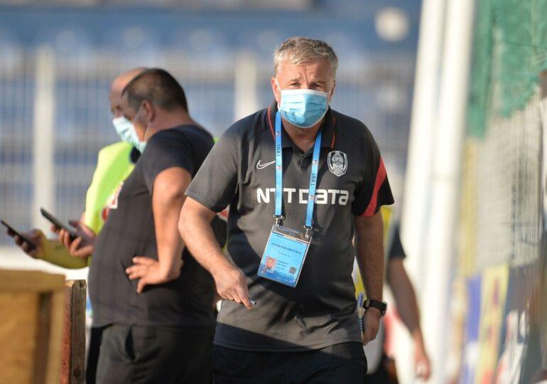 Dan Petrescu a comentat numirea lui Edi Iordănescu în locul lui la CFR Cluj