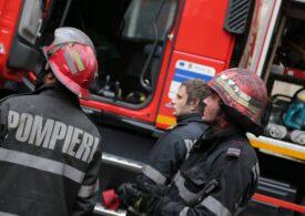 Parchetul Militar a deschis dosar pentru neglijenţă în serviciu în cazul intervenţiei pompierilor la incendiul din Constanţa