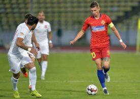FCSB a făcut scor cu Hermannstadt, în Liga 1