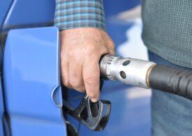 Preţul benzinei în România este cu 25% mai mic decât media europeană