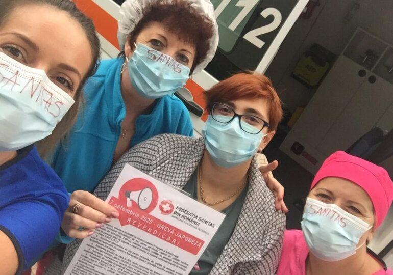 Grevă japoneză în sănătate, în ziua cu cel mai mare bilanț de COVID: Suntem epuizaţi fizic şi psihic, discriminaţi şi expuşi dispreţului public