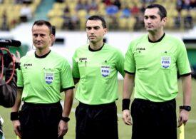 Doi arbitri români, la meciuri din Liga Campionilor