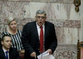 Grecia: Liderul formaţiunii neonaziste Zori Aurii, condamnat la 13 ani închisoare