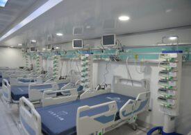 """Tătaru spune că avem 1.200 de paturi """"cu extensie până la 1.500""""  la Terapie Intensivă pentru pacienţii Covid"""
