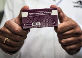Comisia Europeană cumpără 500.000 de doze de Remdesivir. Țările pot plasa comenzi deja