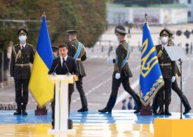 Preşedintele Ucrainei vrea să dizolve Curtea Constituțională, care tocmai a anulat o parte din legile anticorupţie ale țării