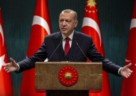 Erdogan acuză țările occidentale că atacă islamul și vor să reînceapă cruciadele