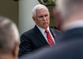 Vicepreşedintele SUA le-a cerut suporterilor lui Trump să părăsească Capitoliul și să înceteze violențele. A fost trimisă Garda Naţională