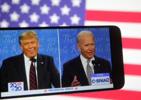 A doua dezbatere Trump-Biden se va desfăşura virtual. Actualul președinte nici nu vrea să audă, deși el e cel cu COVID