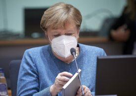 Merkel susține că restricțiile de la începutul pandemiei i-au reamintit de viața ei în RDG