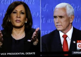 China a cenzurat dezbaterea Pence-Harris din SUA, fix în momentul în care era criticată