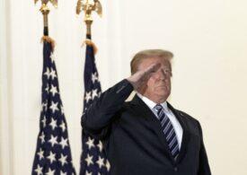 """Trump zice că infectarea cu Covid e o """"binecuvântare mascată"""" și le promite americanilor același tratament, gratuit: Nu e vina voastră, e vina Chinei!"""