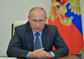 """Vladimir Putin l-a apostrofat pe un jurnalist, pentru că a tușit """"nepotrivit"""": Degeaba behăiți!"""