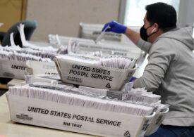 Aproape 60 de milioane de americani au votat deja. Poate fi un semnal că Trump va pierde preşedinţia