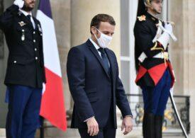 Macron bagă Franța din nou în lockdown, cu declarații pe propria răspundere, dar şcolile rămân deschise