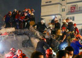 Cel puţin 26 de morţi şi peste 800 de răniţi în Turcia şi Grecia, în cutremurul din Marea Egee