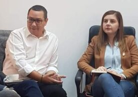 Ioana Petrescu pleacă din partidul lui Ponta: Liderii de partid trebuie să genereze proiecte şi nu să manevreze pârghii obscure, invizibile publicului larg