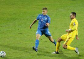 România pierde în Islanda și va privi Campionatul European din fața televizorului