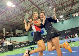 Jaqueline Cristian și Gabriela Ruse au câștigat turneul de la Istanbul