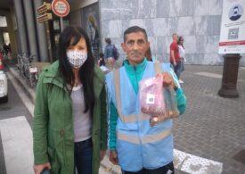 Caz impresionant în Franța: Un român fără adăpost din Nisa și-a donat toate economiile sinistraţilor