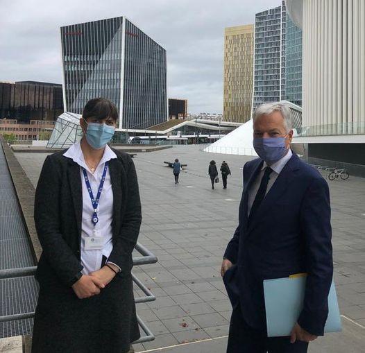 Mesajul comisarului european pentru Justiție de la întâlnirea cu Laura Codruța Kovesi și cu cei 22 de procurori europeni