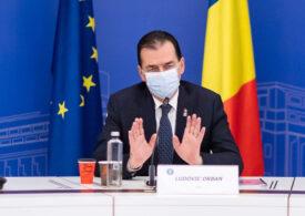 Orban a cerut carantinarea localităților din Sălaj unde rata de infectare a depășit 6 la mie