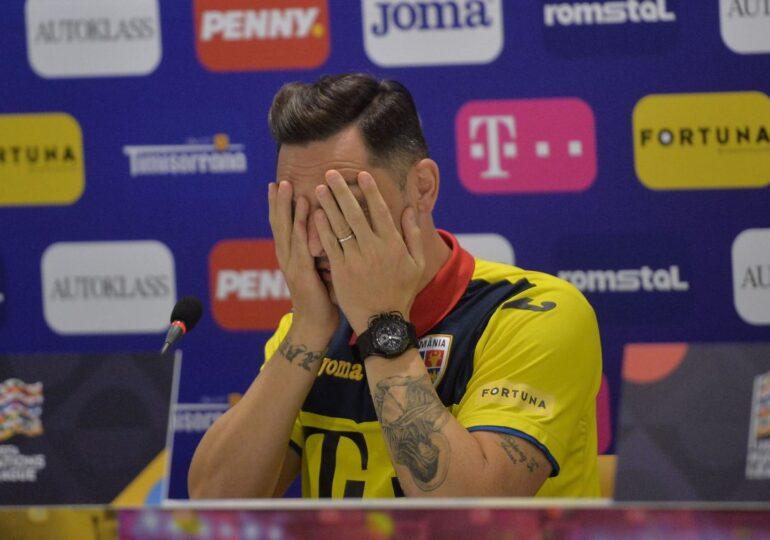 Rădoi îi pune la zid pe jucătorii naționalei și spune că se gândește la demisie