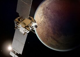 NASA va folosi inteligența artificială pentru a identifica noi cratere pe Marte