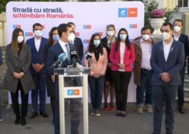 Năsui și Voiculescu dau asigurări că ce s-a întâmplat la Timișoara între USR și PNL nu se va întâmpla și în București