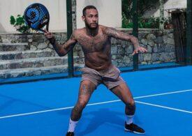 Neymar a vrut să se retragă din fotbal!