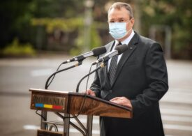 Primele declarații ale premierului interimar Nicolae Ciucă: Vom continua activitățile privind gestionarea pandemiei și cele economice