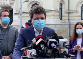 """Nicuşor Dan renunţă la poziţia din Asociaţia """"Salvaţi Bucureştiul"""", care mai are 15 litigii cu Primăria Capitalei. Ce se întâmplă cu procesele"""