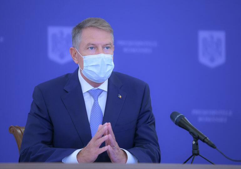 Klaus Iohannis a acuzat iarăși PSD. De data asta, pentru tragedia de la Piatra Neamț