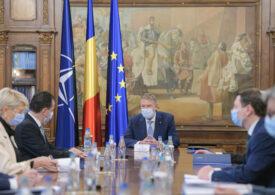 Iohannis e mulțumit de cum a gestionat guvernul pandemia și nu se gândește la un nou lockdown, deși în Europa se iau măsuri drastice