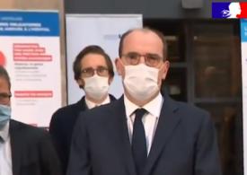 Franţa elimină declaraţia pe proprie răspundere, dar interzice circulaţia noaptea, inclusiv de Revelion