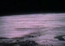 74 de ani de când oamenii au văzut cum arată Pământul din spaţiu (Video)